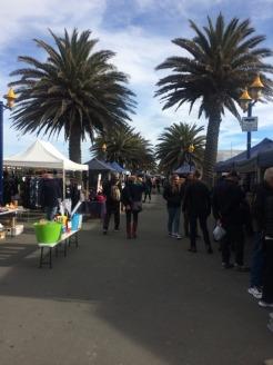 The New Brighton markets
